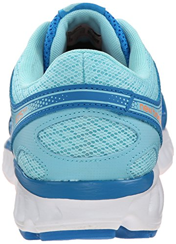 New Balance Women's W675V2 Running Shoe Teal/Blue