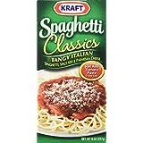 Kraft Classics Tangy Italian Spaghetti