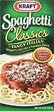 kraft boxed spaghetti - Kraft Spaghetti Classics, Tangy Italian, 8 oz