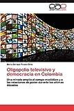 Oligopolio Televisivo y Democracia en Colombi, Mario Enrique Pinzón Ortiz, 3847364154