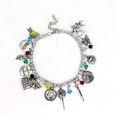 Link Wolf Costume (Accessories for Game of Throne Bracelet Decoration)