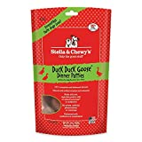 Stella & Chewy's Duck Duck Goose Freeze Dried Dog Food Dinner, 16 oz (2-BAGS TOTAL 32OZ)