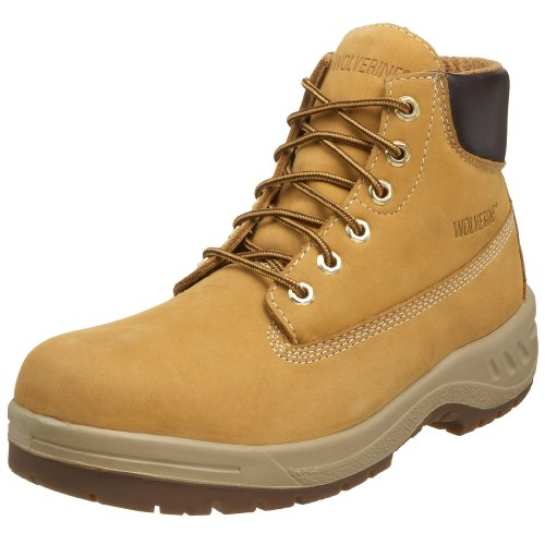 Wolverine Men's Gold Chukka Waterproof Boot,Gold,10.5 EW US