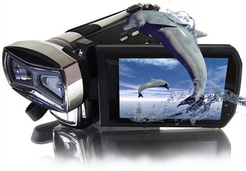 3d HD Video Camera Camcorder 1080p High Definition