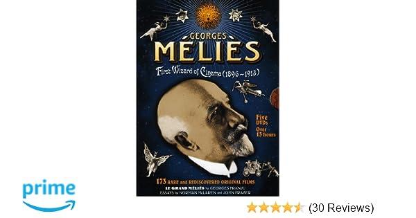 Amazoncom Georges Melies First Wizard Of Cinema 1896 1913