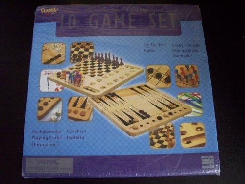 Fundex Hardwood Classics 10 Game Set