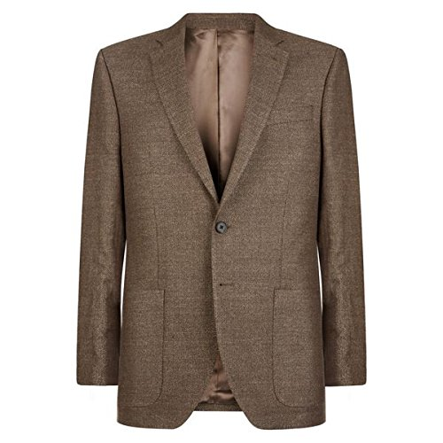 [イエーガー] メンズ ジャケット&ブルゾン Regular Basketweave Jacket [並行輸入品] B07F359ZQX 40l