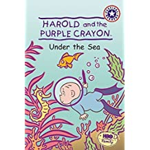 Harold and the Purple Crayon: Under the Sea (Harold & the Purple Crayon) by Liza Baker (2003-09-16)