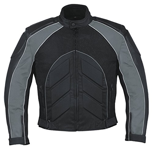 Mossi Elite Men's Jacket (Black/Dark Grey, ()
