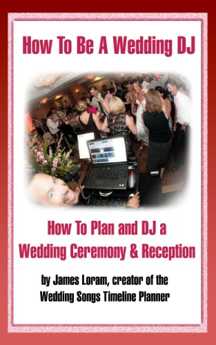 How To Be A Wedding Dj How To Plan And Dj A Wedding Ceremony And