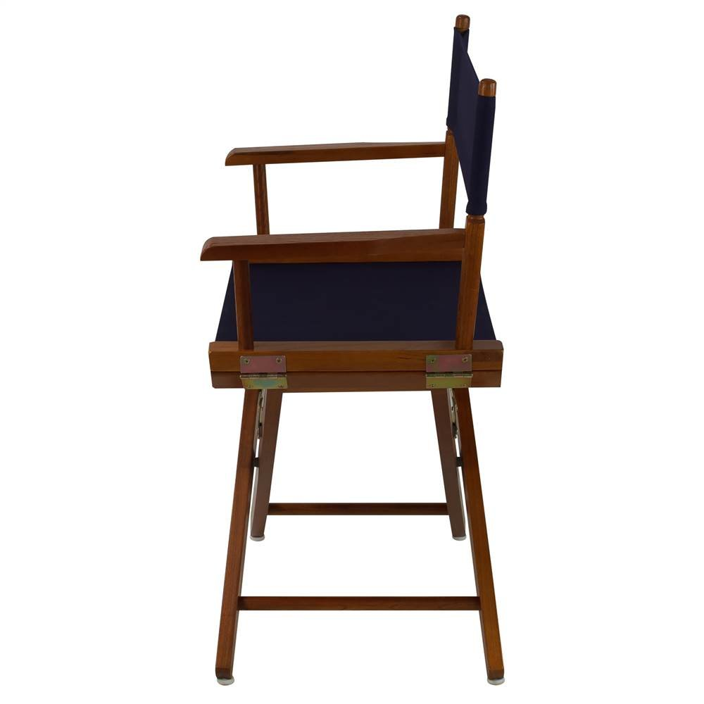 Casual Home Mission Oak Frame Directors Chair by Casual Home (Image #3)