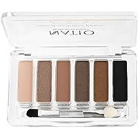 Natio Mineral Eyeshadow Palette, Mochas