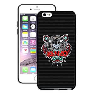 Iphone 6 6S Plus/5.5 Inch Funda Case Brand Logo Kenzo Symbol Plastic Back Funda Case for Cellphone