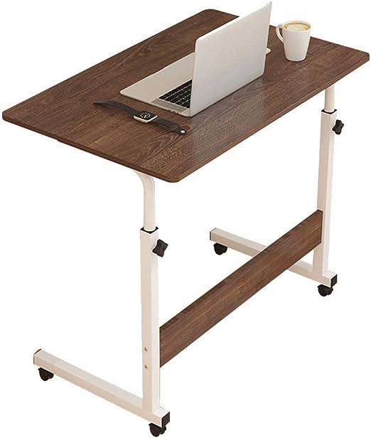 Mesas Wang Escritorio de la computadora Ajustable en Altura Mesa ...