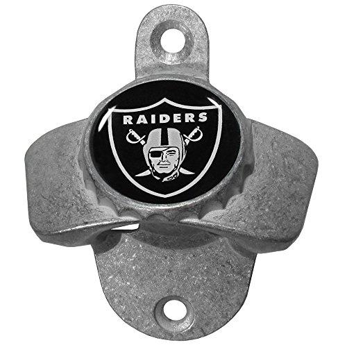NFL Oakland Raiders Wall Bottle Opener