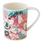 Moomin Four Seasons of Moominvalley Mug- Spring