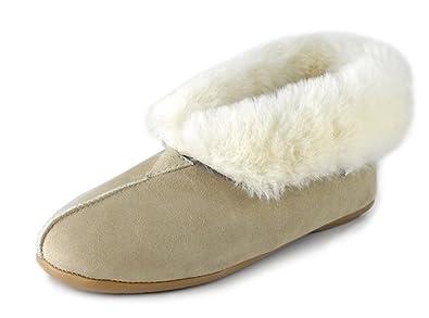 0645cf76717 Canterbury Sheepskin 'Mel' Sheepskin Slipper