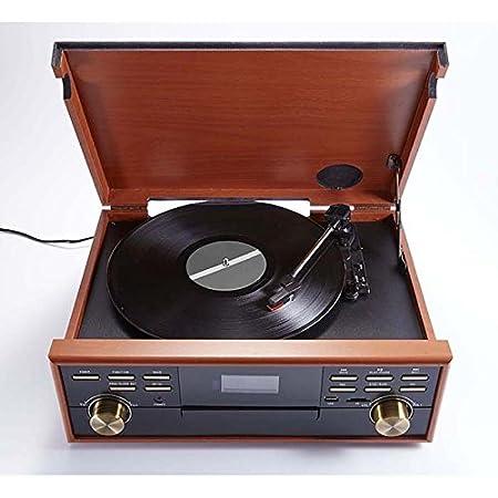 BigBen TD113 - Tocadiscos (Radio, CD, USB, Casetas, MP3), color ...