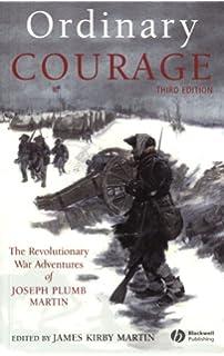 Amazon Com Ordinary Courage The Revolutionary War Adventures Of