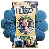 Hampton Direct Total Pillow- Blue