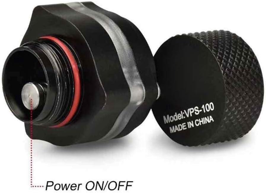 Pompe /à Vide /étanche syst/ème de Test de Pompe VPS-100 pour bo/îtier sous-Marin Test d/étanch/éit/é avec Un diam/ètre de 10 mm avec Une Alarme de Vide