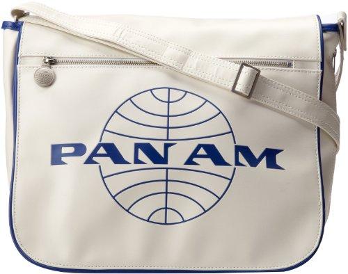 Pan Am Originals Messenger - Reloaded - 100% PVC Travel Bag Hommes Sacs