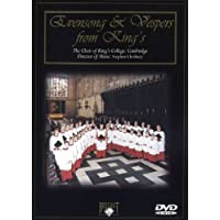 Evensongs And Vespers From King'S - Oeuvres Chorales De Dyson, Cavalli, Antiphon, Attwood, Bairstow [Alemania] [DVD]