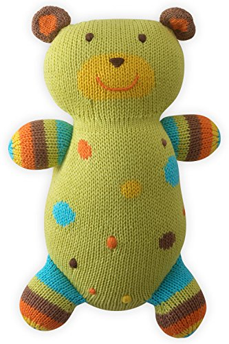 Of The Trade Toys - Joobles Fair Trade Organic Stuffed Animal - Huggy The Bear