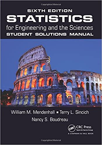 Amazon statistics for engineering and the sciences sixth statistics for engineering and the sciences sixth edition student solutions manual volume 2 6th edition fandeluxe Image collections