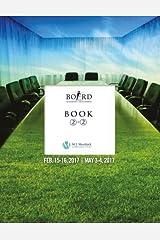 Murdock Trust Board Program - Book 2 of 2 (2017) Paperback