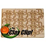 50 pack - Clay Clip Target Hangers - use clays as targets!