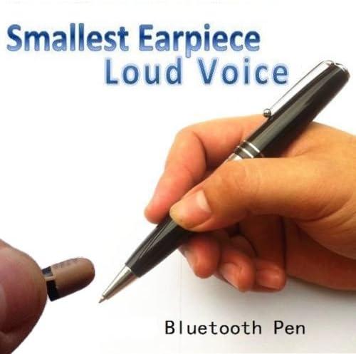 جاسوسی Invisible Super Small Nano بی سیم و جدیدترین مدل قلم بلوتوث HERO-898