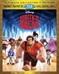Cover Image for 'Wreck It Ralph (Four-Disc Combo: Blu-ray 3D/Blu-ray/DVD + Digital Copy)'