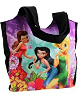 Tinkerbell Purple Large Tote Bag A01889