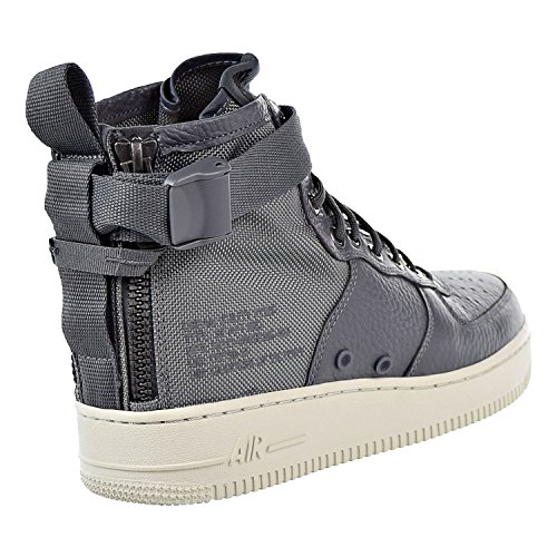 Tessuto Pelle Uomo Dark Force in Scarpe e Wmns Nike Mid 1 Bone 917753 Light Air Dark SF 101 Bianco Grey Grey znBgP51qx