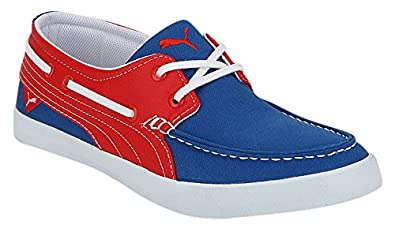 7699d2da72a62e Puma Men s Yacht Syn Dp Running Shoes  Buy Online at Low Prices in India -  Amazon.in