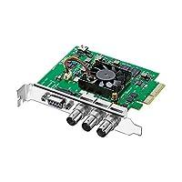 Blackmagic Design DeckLink SDI 4K | Ultra HD Capture Playback PCIe Interface Card