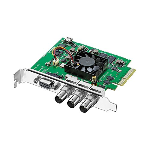 Blackmagic Design DeckLink SDI 4K   Ultra HD Capture Playback PCIe Interface ()