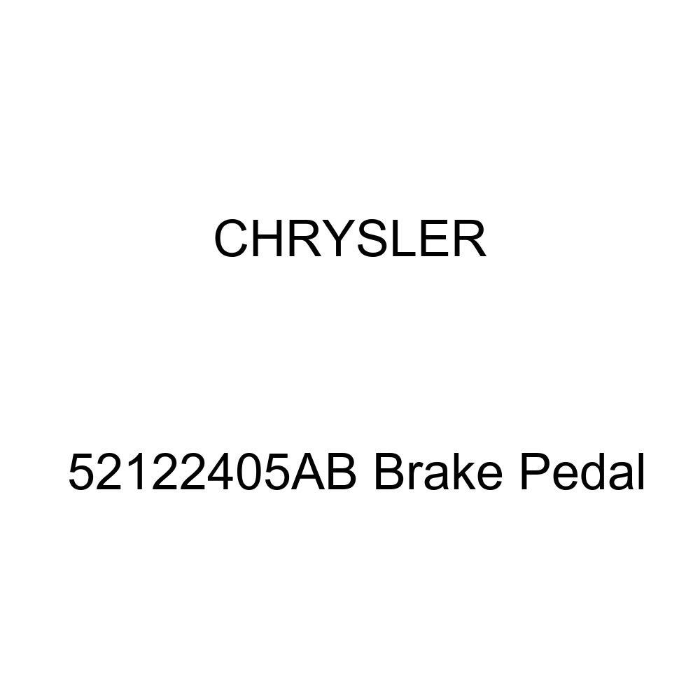 Chrysler Genuine 52122405AB Brake Pedal