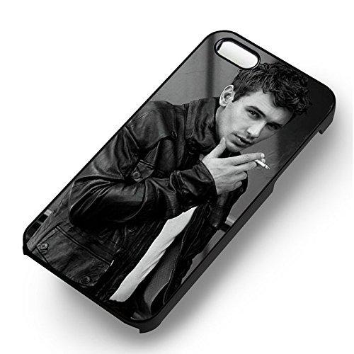 Unique Hi Handsome bb pour Coque Iphone 5 or Coque Iphone 5S or Coque Iphone 5SE Case (Noir Boîtier en plastique dur) N1A1MG