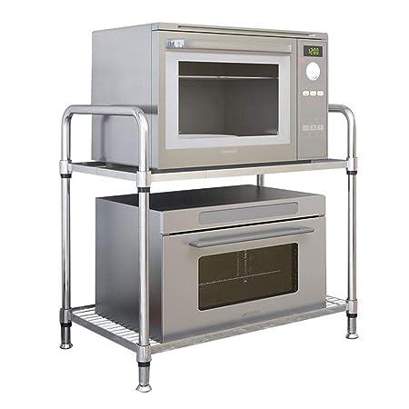 LINPINGWBLJ Estantes de Cocina Estante para Horno de ...