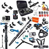 Nomadic Gear 55-in-1 Action Camera Accessories Kit for GoPro, Sony Action Cam, Nikon, Garmin, Ricoh Action Cam, SJCAM, iPhone and Android | Epic Photo Shooting 101 ebook