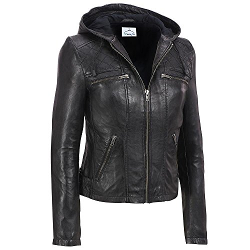 Plus Size Motorcycle Jackets For Women - 3