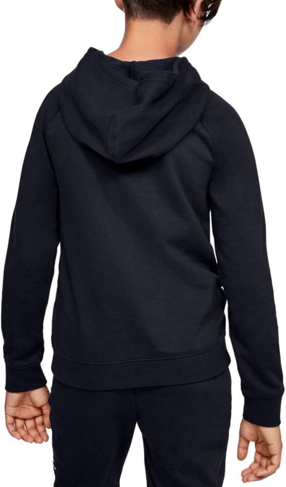 Under Armour Jungen Kapuzenpullover Rival Logo Hoodie