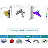2020 EinScan Pro 2X Plus Handheld 3D Scanner with 2 Year Warranty and Lifetime SolidEdge Software