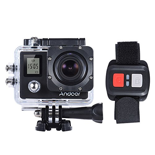 Andoer Action Waterproof Camcorder Control product image