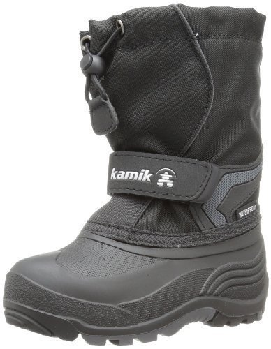 Kamik Footwear Kids Snowbank Insulated Snow Boot (Toddler/Little Kid/Big Kid) by Kamik by Kamik