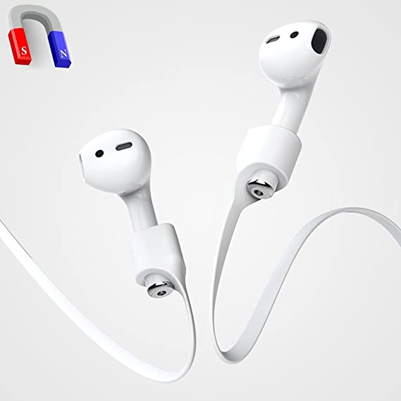 7387f821e88 Amazon.com: Airpods Strap, iAbler Airpods Magnetic Strap iPhone 8/8 ...