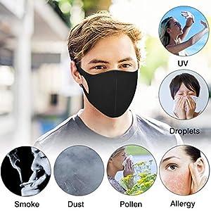 12 Pack Face Masks, ACMETOP Anti Dust Mask, U...
