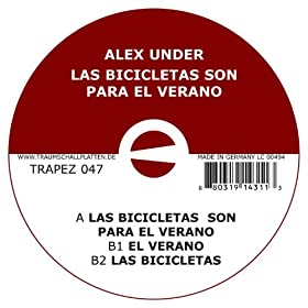 Amazon.com: Las Bicicletas son para el verano: Alex Under